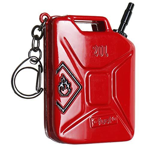 JenNiFer Zinklegierungs-Treibstoffgranate-Waffen-Dekorativer Hängender Schlüsselanhänger Keychain - 001