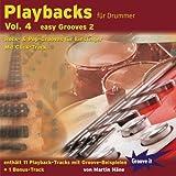 Playbacks für Drummer Vol.4 - Einsteiger CD zum Schlagzeug spielen lernen