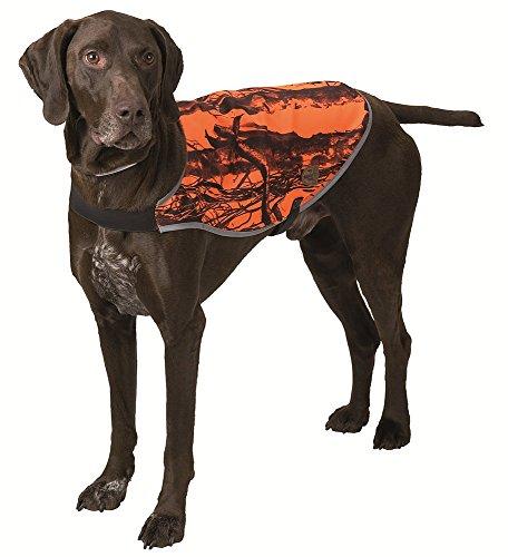 Farm-Land Belfast Reflektorweste Hundeweste Warnweste Hunde Camouflage (Gr. 2 = Stöberhunde)