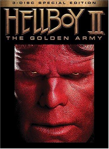 Preisvergleich Produktbild Hellboy II: The Golden Army [Import USA Zone 1]