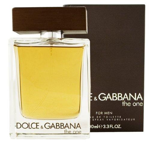 Dolce & Gabbana THE ONE FOR MEN - 100 ml/Eau de Toilette