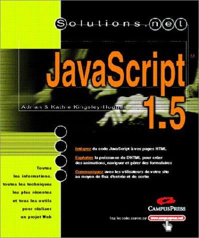 Javascript 1.5, Solutions.net
