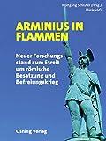 Arminius in Flammen - Wolfgang Schlüter