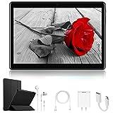 4G Tablette Tactile 10,1 Pouces DUODUOGO G10 8500mAh Tablette Pas Cher WiFi Android...