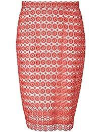a42db33ebc6c0 Amazon.fr   Hallhuber - Jupes   Femme   Vêtements