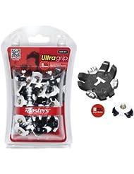2013Masters Ultra Grip Golf Spikes cleats-metal thread-pack von 22