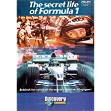 Coverbild: Secret Life of Formula 1