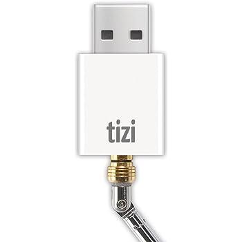 equinux tizi per Mac - ricevitore mobile Mini DVB-T (USB)