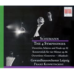 Symphony No. 4 in D Minor, Op. 120: III. Scherzo: Lebhaft