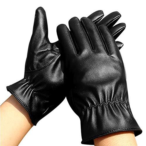 ventilation//protection homme noir uni Gants de protection de moto Texpeed cuir souple