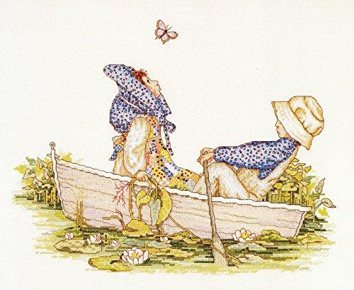 holly-hobbie-el-estanque-de-los-nenufares