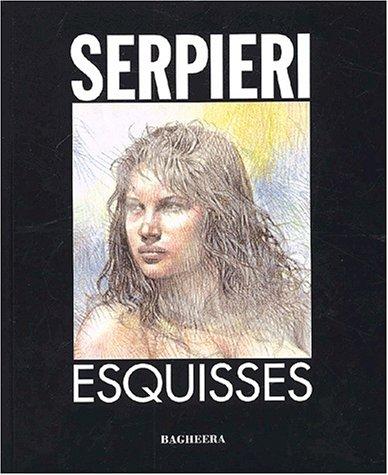 Esquisses par Paolo Eleuteri Serpieri