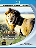 Africa - The Serengeti IMAX [Blu-ray] -