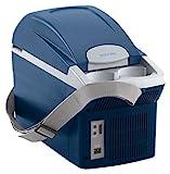 Mobicool T08 DC Bordbar - Nevera termoeléctrica portátil para coche, conexión 12 V,  8 litros de capacidad, color azul