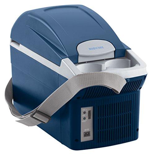 Mobicool T08 DC Frigo Portatile termoelettico colore blu / grigio scuro 8 litri circa