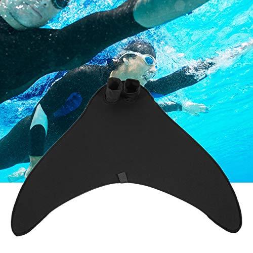 Lorenlli Schwimmtraining Kinder Schwimmflossen Meerjungfrau Schwimmen Fuß Flipper Trainingsschuhe Tauchfüße Monoflosse