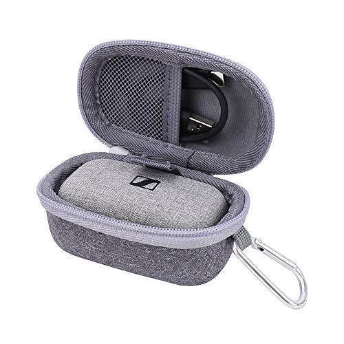 Voyage Étui Rigide Housse pour Sennheiser - Écouteurs Bluetooth Momentum True Wireless de Aenllosi