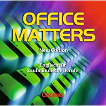 Office Matters - Second Edition: A2-B1 - CD