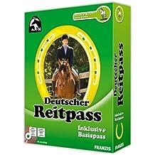 Deutscher Reitpass. CD-ROM für Windows 98/SE/ME/XP. inklusive Basispass