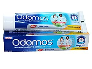 Dabur Odomos Mosquito / Insect Repellent Natural Cream 100g