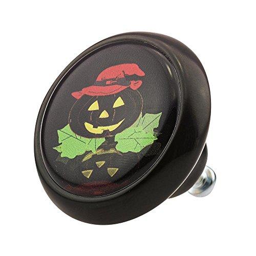 (Möbelknopf Möbelknauf Möbelgriff Halloween Kürbis Jack O'Lantern Scary 03349S aus über 4 0 verschiedenen Farben Mustern und Designs für Kinder Kinderzimmer Kindermöbel)