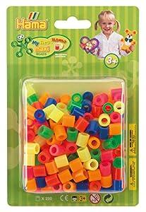 Hama 8522 - Cuentas para Planchar, Multicolor