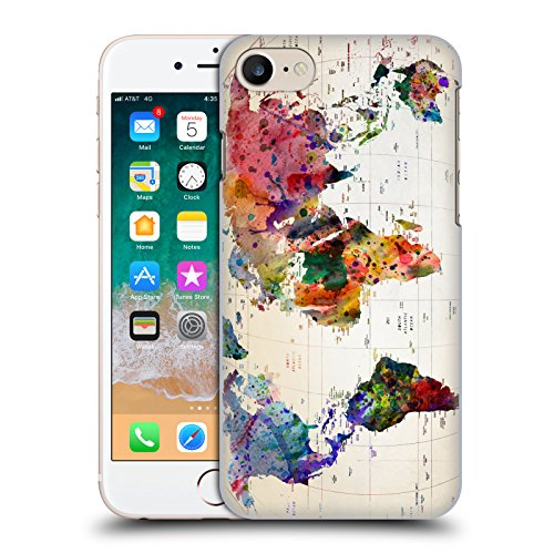 coque iphone 8 map