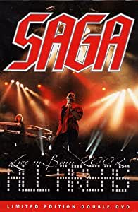 Saga - All Areas/Live in Bonn 2002 (Limited Edition) [2 DVDs]