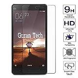 Guran® Pellicola Protettiva in Vetro Temperato per Xiaomi Mi 4i Smartphone Ultra Sottile Screen Protector Film
