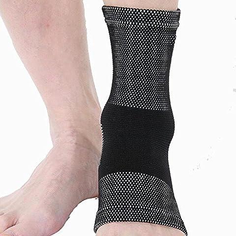 kk-ankle/Schermo/Nylon con caviglia/caviglia/caviglia estensione (Single Loaded), 1