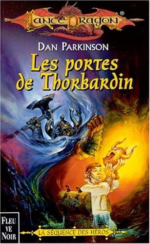Lancedragon n°36, la Séquence des héros : Les portes de Thorbardin
