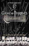 Image de Game of Thrones décrypté