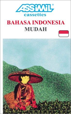 Bahasa Indonesia mudah (coffret 4 cassettes)