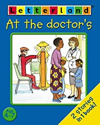 At the Doctor's (Letterland Early Readers)