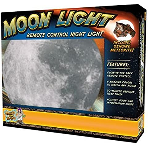 Luz Lunar -Edicion Deluxe - 7 Colores y Nuevas Características!