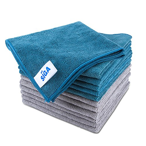 MR. SIGA Microfiber Cleaning Clo...