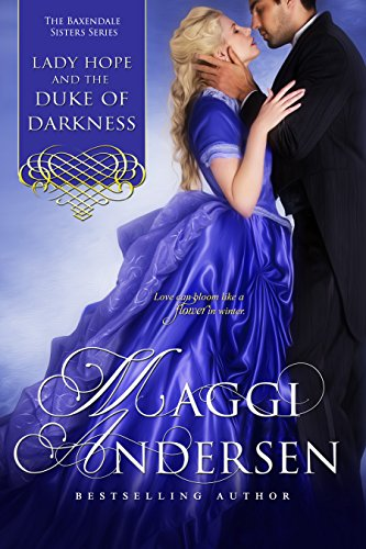 lady-hope-and-the-duke-of-darkness-the-baxendale-sisters-book-3-english-edition