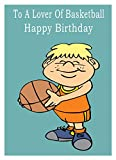 Best Basketball Cards - Basketball Happy Birthday Card Review
