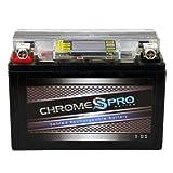 YTX9-BS iGel roller batterie fÙr SYM 200cc HD 2009