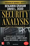 Security Analysis: Sixth Edition, Foreword by Warren Buffett is one of the most significant books in the history of financial analysis. The theory on which this book is based, was subsequently called Value Investing. The book attempts to teach the...