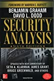 #10: Security Analysis: Sixth Edition, Foreword by Warren Buffett