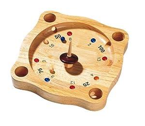 Goki- Juegos de acción y reflejosJuegos de mesaGOKIRuleta Tirolesa, (1)