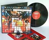 QUEEN live magic. First Uk press 1986, matrix A1-U, B1-U, EMI records.
