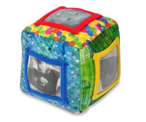 Eric Carle Soft Photo Cube Rat