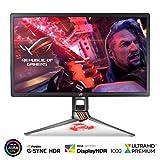 ASUS PG27UQ Pantalla para PC 68,6 cm (27') 4K Ultra HD LED Plana Negro - Monitor (68,6 cm (27'), 3840 x 2160 Pixeles, 4K Ultra HD, LED, LED, Negro)