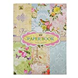 #8: AsianHobbyCrafts Wrapping Paper Book : Set of 12 sheets