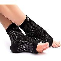Fußbandage für optimale Kompression beim Sport, Laufen oder Unterstützung bei Plantar Fasciitis, Fersensporn –... preisvergleich bei billige-tabletten.eu