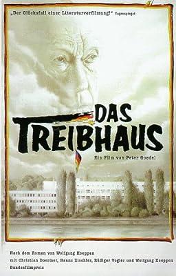 Das Treibhaus [VHS]