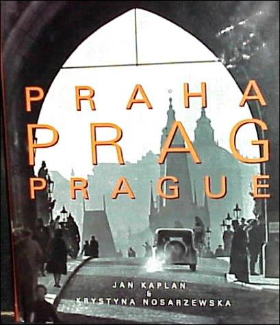 Prague par Krystyna Nosarzewska
