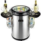Gino Gelati/Klarstein 50L Party Getränkekühlschrank Toploader